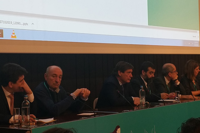 Participación de Jaime del Castillo, Presidente de INFYDE España en la Europen Week of Regions and Cities